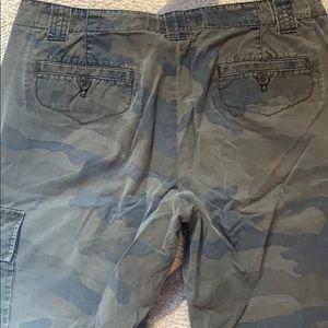 J. Crew Pants - J. Crew Camouflage Chino Cargo Pants 8